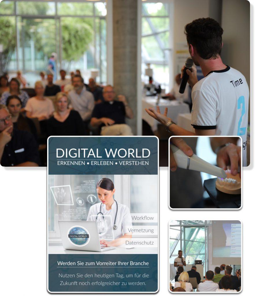 impressions event digital world
