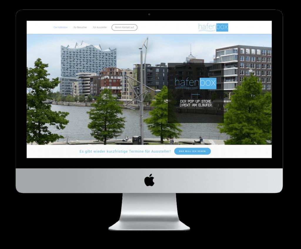 hafenbox website