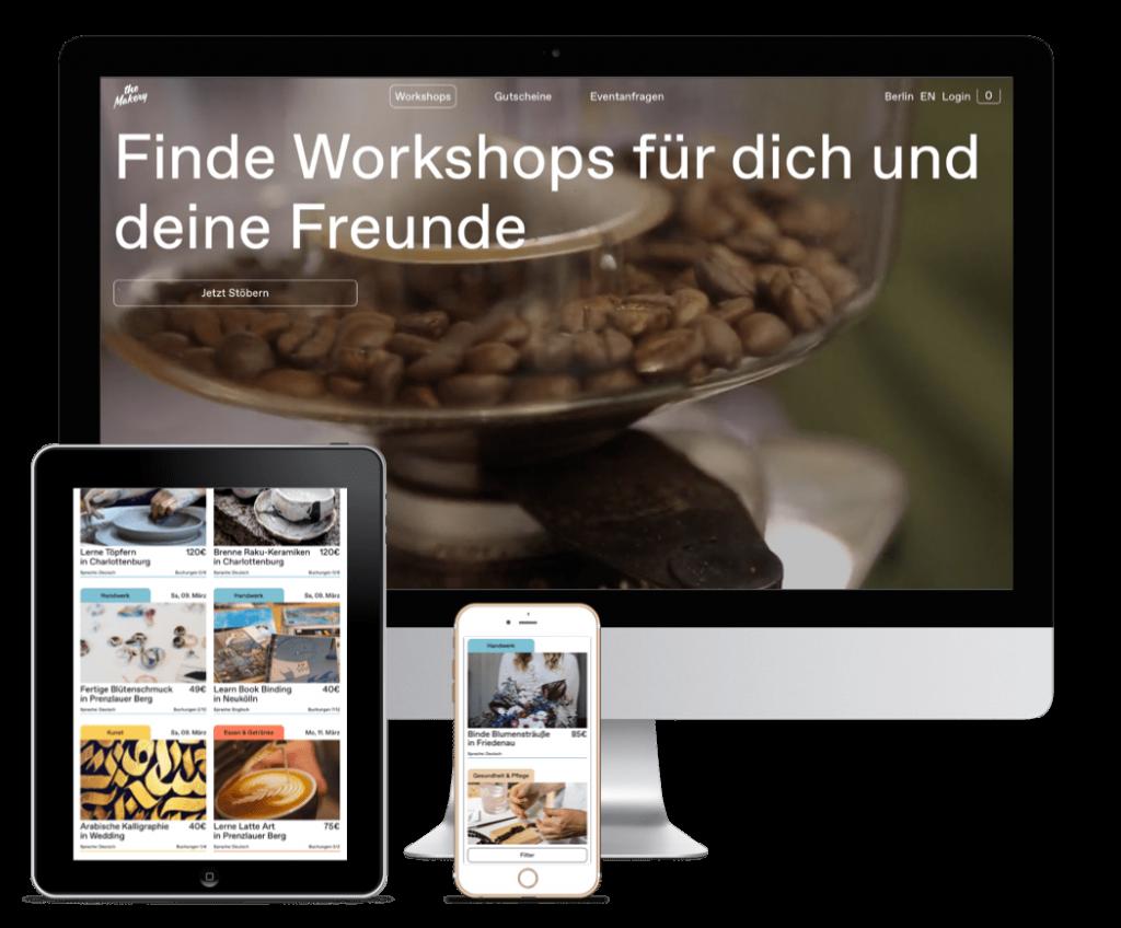 themakery website